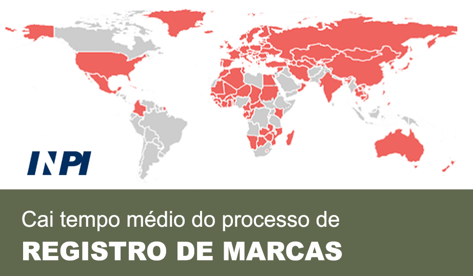 INPI informa média no tempo do Registro
